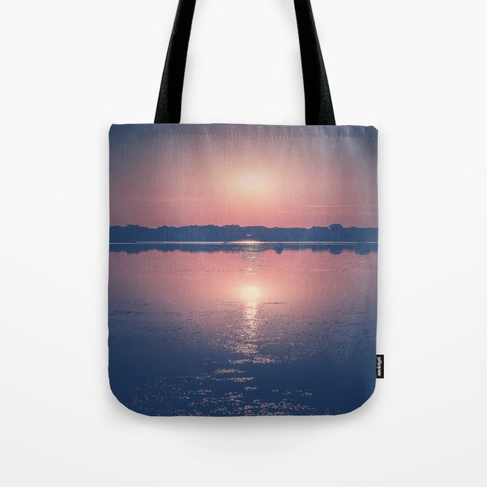 Paradise Takes Time Tote Bag