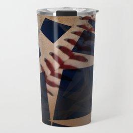 As American as.... Travel Mug