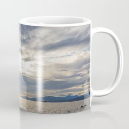 May 29th 2018 Boats Docked in the Harbour Coffee Mug