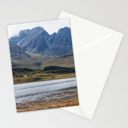 Isle of Skye in Scotland Stationery Cards