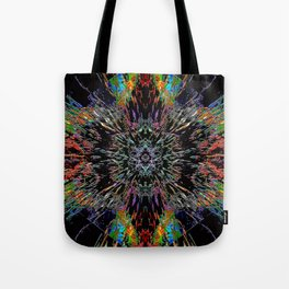 Candy Wrapper Tote Bag