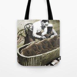 King of the Tardigrades  Tote Bag