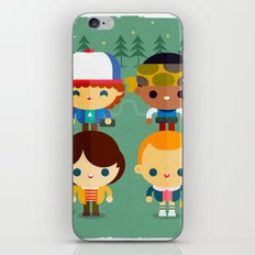 Stranger and things iPhone & iPod Skin