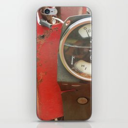 Oil and Water iPhone Skin