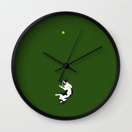 Happy-Go-Lucky Wall Clock
