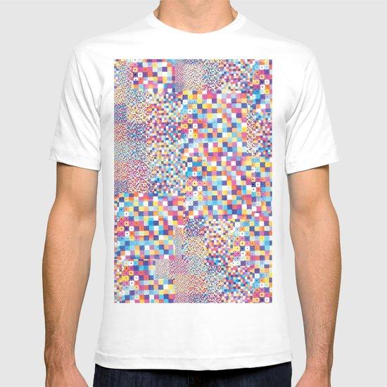 Pixel pattern  T-shirt