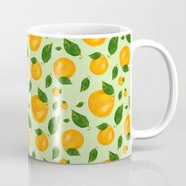 Summer Oranges Coffee Mug