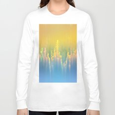 Reversible Space / Imagiary Cities 19-02-17 Long Sleeve T-shirt