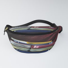 Books Of Knowledge Fanny Pack