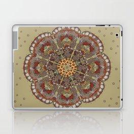 Pizza Cat Mandala Laptop & iPad Skin