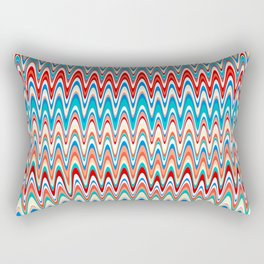 Making Waves Beach Towel Rectangular Pillow