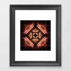 Dance of the Veils Framed Art Print