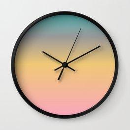 Feeling Wall Clock