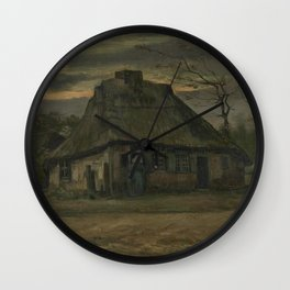 The Cottage Wall Clock