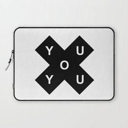 YOU X YOU Laptop Sleeve