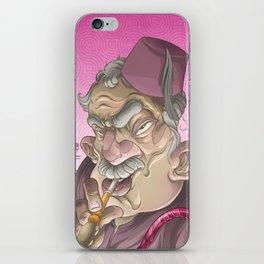 HAJI BAKHIL iPhone Skin