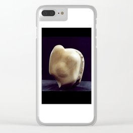 Fertility by Shimon Drory Clear iPhone Case
