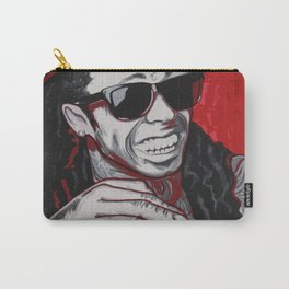 Red Weezy Carry-All Pouch