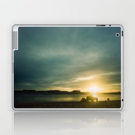 Dawn at Lake Powell Laptop & iPad Skin