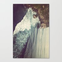 bali Canvas Prints featuring Bali by yuuning