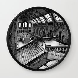 The Escher View Wall Clock