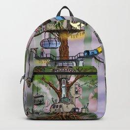 Modern Pixie Kingdom Backpack