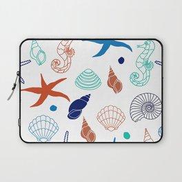 Sea Creatures Laptop Sleeve
