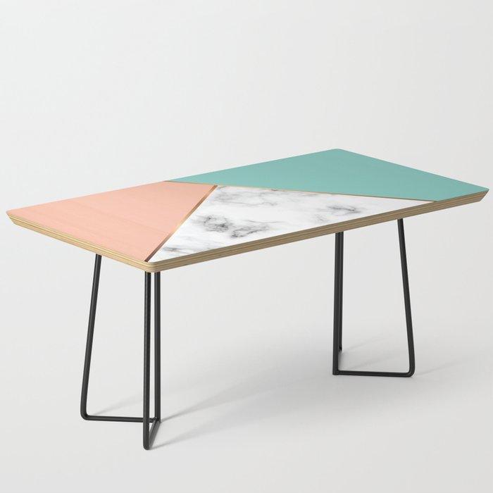 Marble Geometry 056 Coffee Table