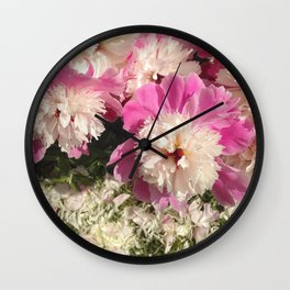 DAHLIA Wall Clock