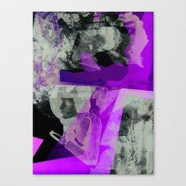 Meek (redux) Canvas Print