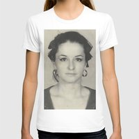 mom T-shirts featuring MOM by Lamiapetitedollrosa