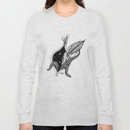 Octupus space Long Sleeve T-shirt