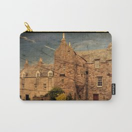 Fordyce Scotland Wee House Wood Effect Carry-All Pouch
