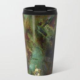 Venetian Courtisan Travel Mug