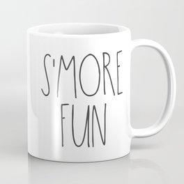 S'MORE FUN TEXT Coffee Mug