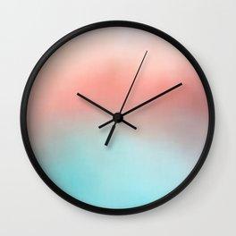 in dreams Wall Clock