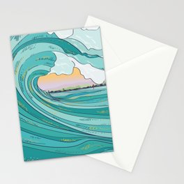 Summer Bowls Stationery Cards