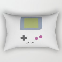 GAME BOY Rectangular Pillow