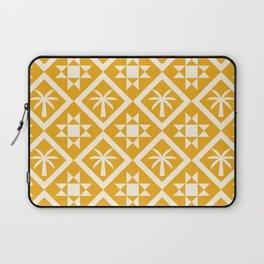 Bohemian Geometric Pattern 03B Laptop Sleeve