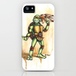 Playful Mikey iPhone Case