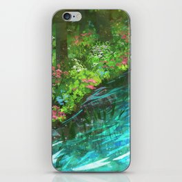 Gentle Current iPhone Skin