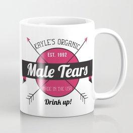 Kayle's Organic Male Tears Coffee Mug