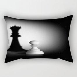 Pion Chess Rectangular Pillow
