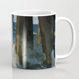 Beneath the Pier Coffee Mug