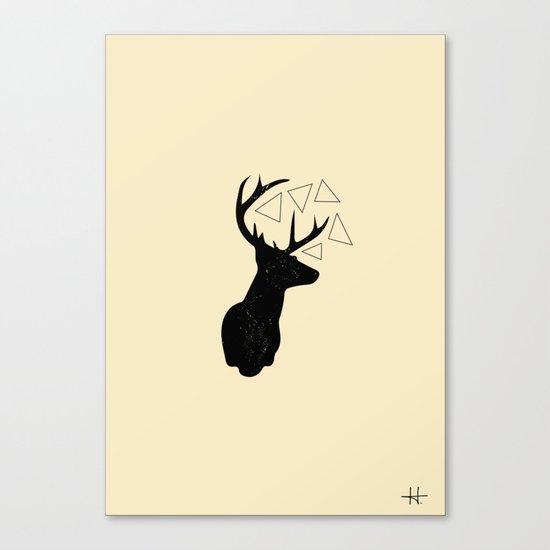 Prongs. Canvas Print