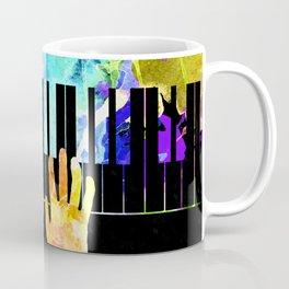 Bar Pianist Coffee Mug
