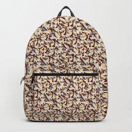 MonaLisa Camouflage Backpack