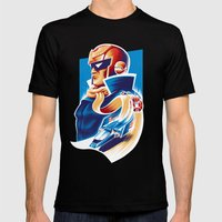 Formula Zero (Open Edition) Black LARGE Mens Fitted Tee