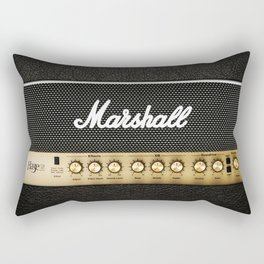 Marshall Amplifier Rectangular Pillow