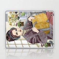 In the Flower Shop Laptop & iPad Skin